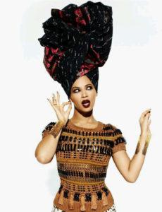 Beyonce et le Style Ethnique