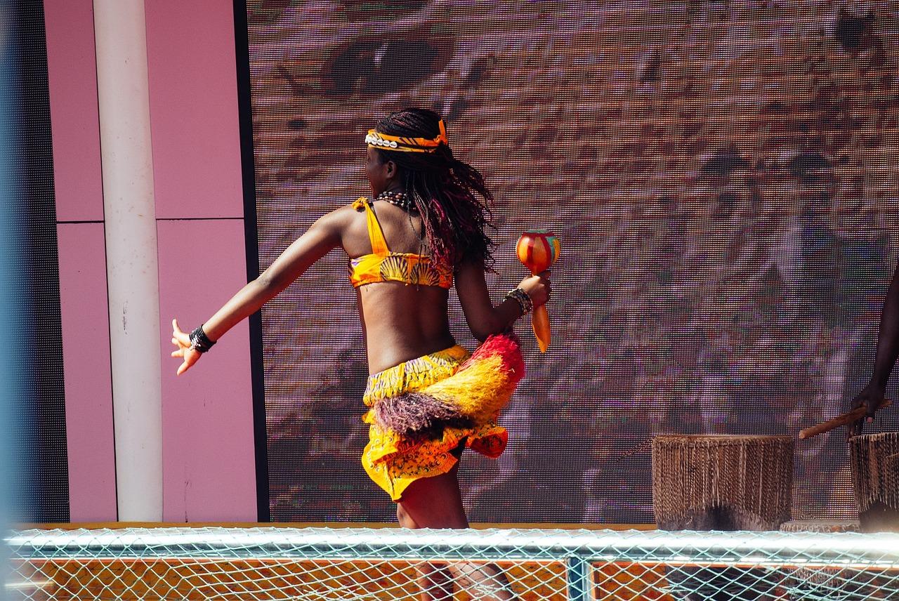 Les Danses africaines, l'essence même de toutes les Danses